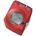 AQUA インバーター洗濯機8.0kg AQW‐LV800E‐R (シャイニーレッド)(標準設置無料)