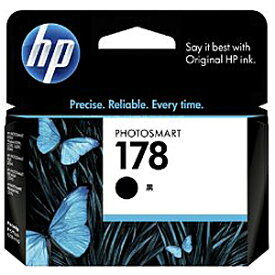 HP HP 178 インクカートリッジ 黒 CB316HJ(HP178BK)