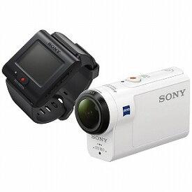 ソニー SONY フルハイビジョンアクションカム(ライブビューリモコンキット) HDR‐AS300R