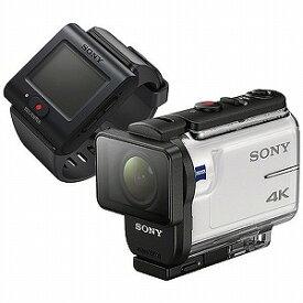 ソニー SONY 4Kアクションカム(ライブビューリモコンキット) FDR−X3000R