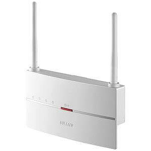 バッファロー 無線LAN中継機 AirStation (ホワイト) WEX‐1166DHP(送料無料)