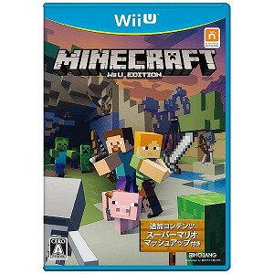 マイクロソフト Wii Uソフト MINECRAFT: Wii U EDITION