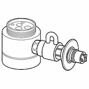 パナソニック 食器洗い乾燥機用 分岐水栓 CB−SKF6