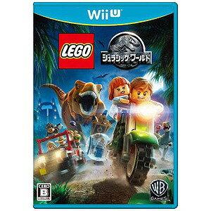 ワーナー Wii U用ソフト LEGOジュラシック・ワールド
