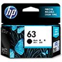 HP (純正)HP 63 インクカートリッジ(黒) F6U62AA ランキングお取り寄せ