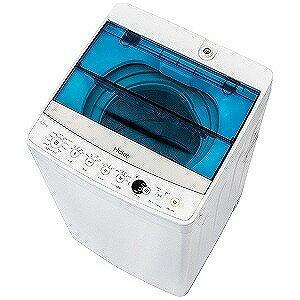 ハイアール 全自動洗濯機 (洗濯4.5kg)「Haier Joy Series」 JW‐C45A‐Wホワイト(標準設置無料)