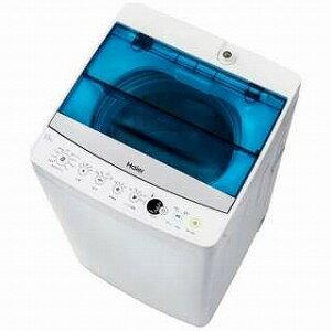 ハイアール 全自動洗濯機 (洗濯5.5kg)「Haier Joy Series」 JW‐C55A‐Wホワイト(標準設置無料)