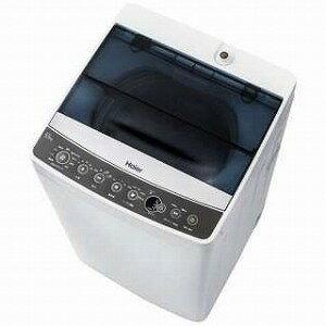 ハイアール 全自動洗濯機 (洗濯5.5kg)「Haier Joy Series」 JW‐C55A‐Kブラック(標準設置無料)