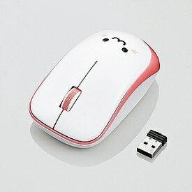 エレコム ワイヤレスIR LEDマウス M−IR07DRシリーズ(3ボタン・ピンク) M‐IR07DRPN
