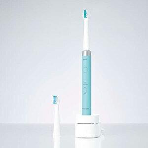 パナソニック 電動歯ブラシ音波振動ハブラシ「ドルツ」 EW−DM61−A (青)