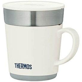 サーモス 保温マグカップ(240ml) JDC−241−WH (ホワイト)