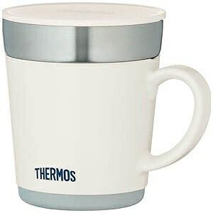 サーモス 保温マグカップ(350ml) JDC−351−WH (ホワイト)