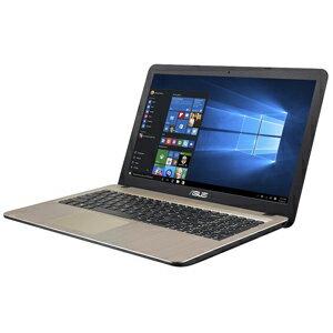 ASUS 15.6型ワイドTFTカラー液晶 Xシリーズ ノートパソコン X540YA‐XX017T (ダークブラウン)(送料無料)