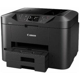 キヤノン CANON インクジェット複合機「MAXIFY」[L判〜A4対応/USB2.0/無線・有線LAN/FAX・ADF搭載] MB2730