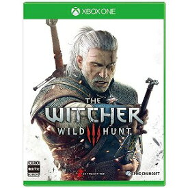 スパイク・チュンソフト Xbox Oneソフト ウィッチャー3 ワイルドハント