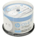 HP 1〜48倍速対応 データ用CD−Rメディア (700MB・50枚) CDR80CHPW50PA