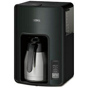 サーモス 真空断熱ポット コーヒーメーカー(1.0L) ECH−1001−BK (ブラック)(送料無料)