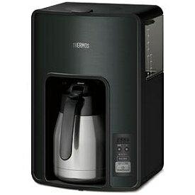 サーモス 真空断熱ポット コーヒーメーカー(1.0L) ECH−1001−BK (ブラック)