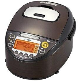 タイガー TIGER 炊飯器 「炊きたて」[1升/IH](ビックカメラグループオリジナル) JKT‐180BK (ブラック)
