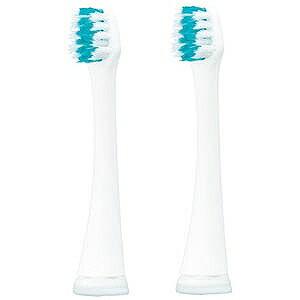 パナソニック 電動歯ブラシ用替えブラシ密集極細毛ブラシ(2本入) EW0914‐W (白)