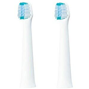 パナソニック 電動歯ブラシ用替えブラシスリム用マルチフィットブラシ(2本入) EW0973−W (白)