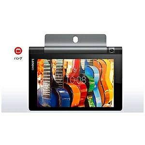LENOVO Android 5.1タブレット[8型・フラッシュメモリ 16GB]YOGA Tab 3 8 ZA090066JP (ブラック)(送料無料)
