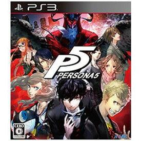 アトラス PS3ソフト ペルソナ5
