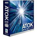 justsystems 〔Mac版/メディアレス〕ATOK エイトック 2016 ベーシック ATOK 2016 FOR MAC [ヘ(送料無料)