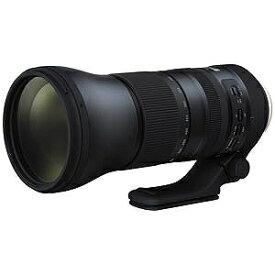 タムロン 交換レンズ SP 150−600mm F/5−6.3 Di VC USD G2(Model A022)【ニコンFマウント】