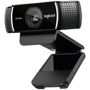 ロジクール WEBカメラ[USB・フルHD対応300万画素]HD Pro Stream Webcam C922(送料無料)