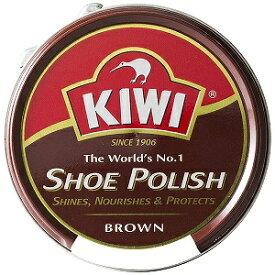 ジョンソン 「キィウイ」油性靴クリーム ブラウン 45ml KIWIユセイクツクリームチヤ45ML
