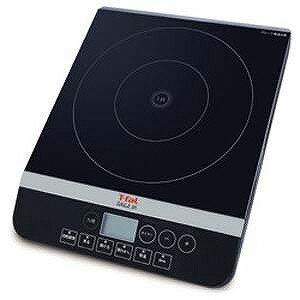ティファール 卓上型IH調理器「デイリーIH」(1口) IH2028JP (ブラック)