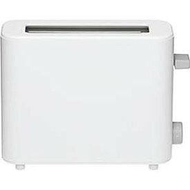 プラマイゼロ ポップアップトースター [500W/食パン1枚] XKT‐V030‐W (ホワイト)