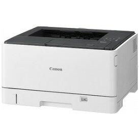 Canon A3モノクロレーザープリンタ 2400dpi「USB2.0・有線LAN」Satera LBP8100