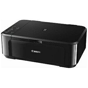 Canon A4インクジェット複合機[USB2.0/無線LAN] PIXUS PIXUS MG3630BK (ブラック)(送料無料)