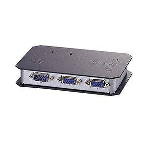 エレコム ディスプレイ分配器(2分配) VSP‐A2