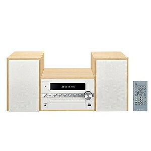 パイオニア (ワイドFM対応)Bluetooth対応 CDミニコンポーネントシステム(ホワイト) X−CM56W(送料無料)