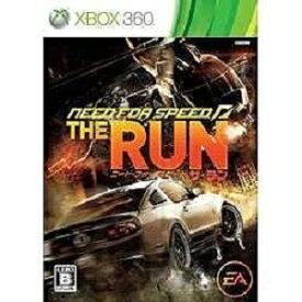 エレクトロニック・アーツ Xbox360ソフト ニード・フォー・スピード ザ・ラン