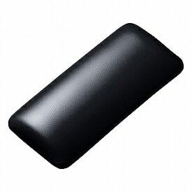 サンワサプライ マウス用リストレスト(レザー調素材) TOK−GELPNSBK (ブラック)