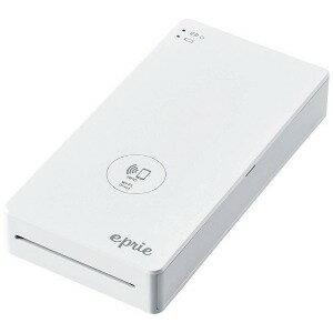 エレコム モバイルフォトプリンタ [Android/iOS] eprie(エプリー) EPR−PP01WWH (白)(送料無料)