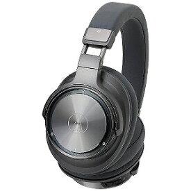 オーディオテクニカ (ハイレゾ音源対応)[マイク付]ブルートゥースヘッドホン ATH−DSR9BT