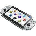 ソニー・コンピュータエンタテインメント PlayStation Vita Wi−Fiモデル PCH‐2000 シルバー(送料無料)