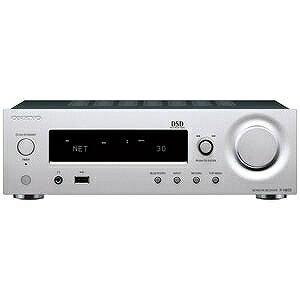 ONKYO (ハイレゾ音源゛対応)ネットワークレシーバー  R−N855S(送料無料)