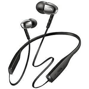 フィリップス Bluetoothイヤホン SHB5950BK(送料無料)