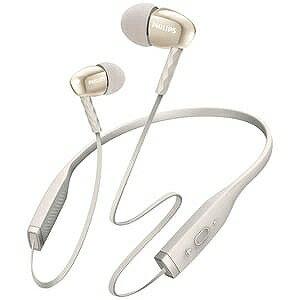 フィリップス Bluetoothイヤホン SHB5950WT