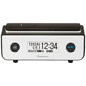 パイオニア (子機なし)デジタルコードレス留守番電話機  TF−FD35S−BR (ビターブラウン)(送料無料)