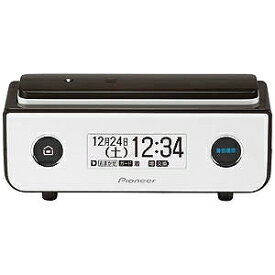 パイオニア (子機なし)デジタルコードレス留守番電話機 TF−FD35S−BR (ビターブラウン)
