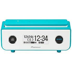 パイオニア (子機なし)デジタルコードレス留守番電話機  TF−FD35S−L (ターコイズブルー)(送料無料)