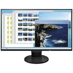 ナナオ/EIZO 23.8型LEDバックライト搭載液晶モニター(ブラック)FlexScan EV2451−RBK