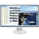 ナナオ/EIZO 23.8型LEDバックライト搭載液晶モニター(ホワイト)FlexScan EV2451−RWT